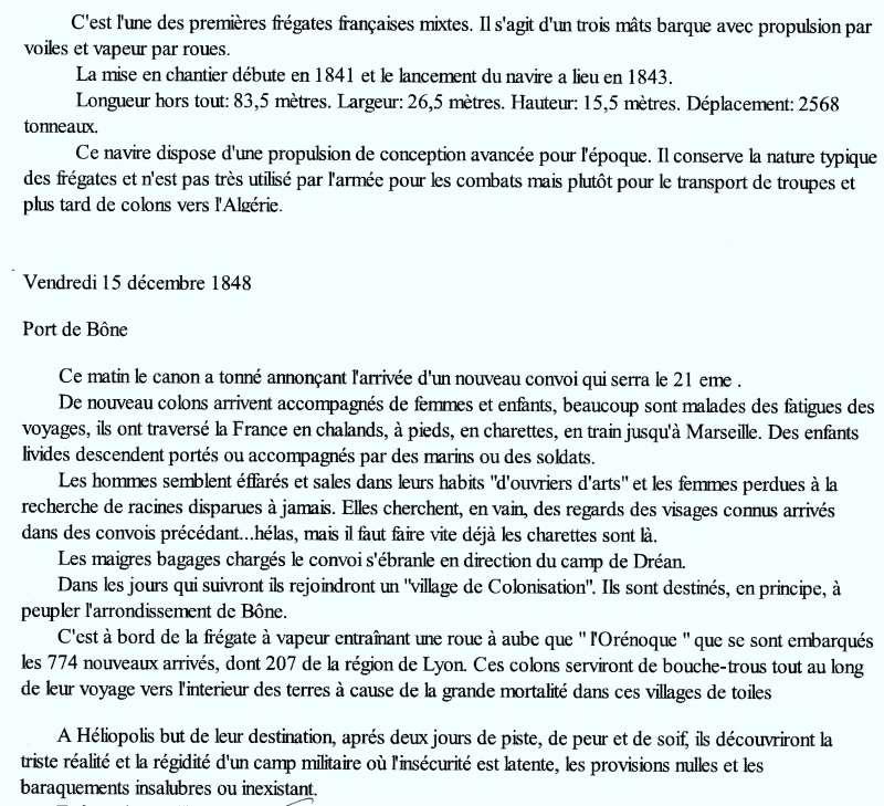 """l Orénoque - Frégate """"L'Orénoque"""" en scratch au 1/100ème  Img63011"""