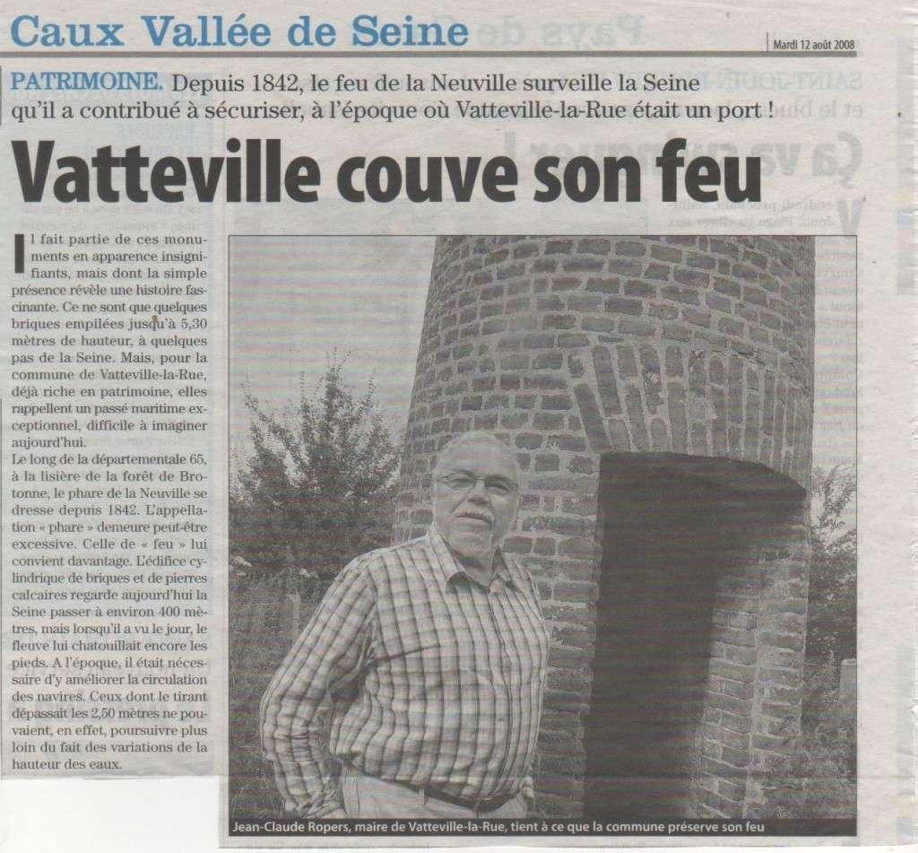 Histoire des Communes - Vatteville-la-Rue Histoi14