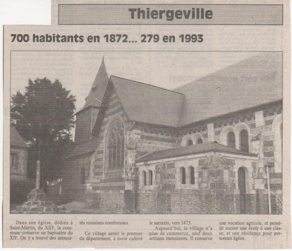 Histoire des communes - Thiergeville Histoi17