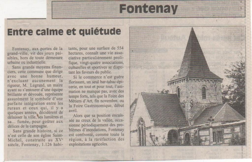 Histoire des communes - Fontenay Histoi26