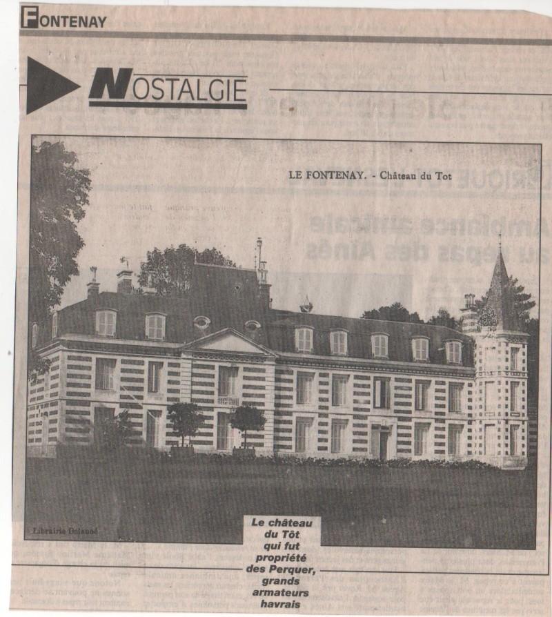 Histoire des communes - Fontenay Histoi29