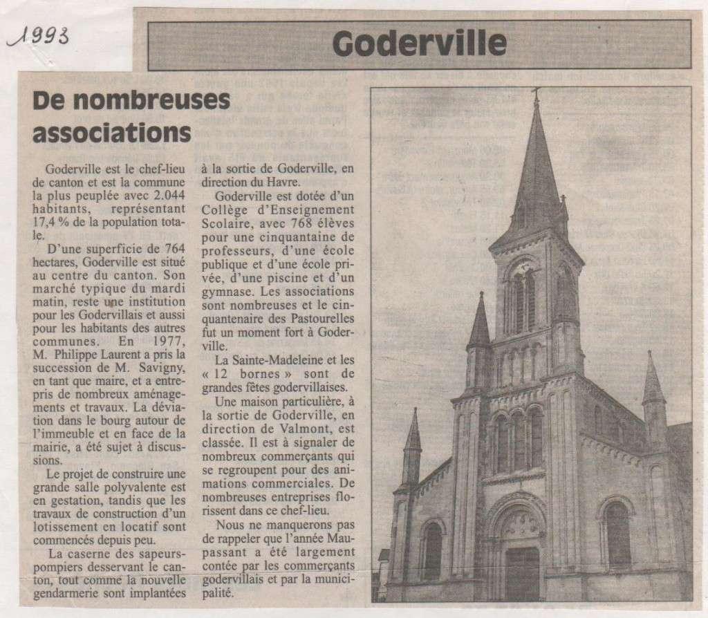Histoire des communes - Goderville Histoi30