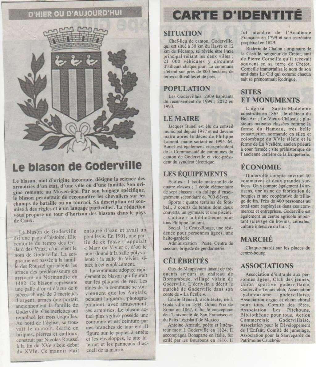 Histoire des communes - Goderville Histoi33