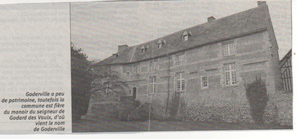 Histoire des communes - Goderville Histoi34