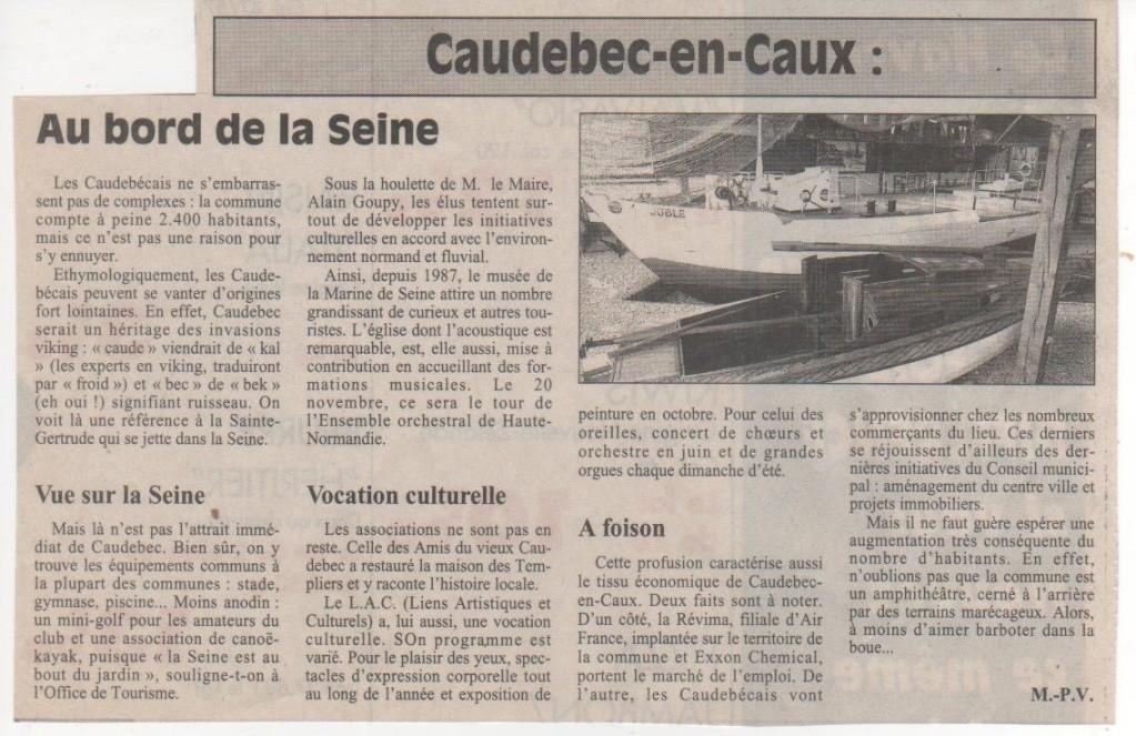 Histoire des communes- Caudebec-en-Caux Histoi36