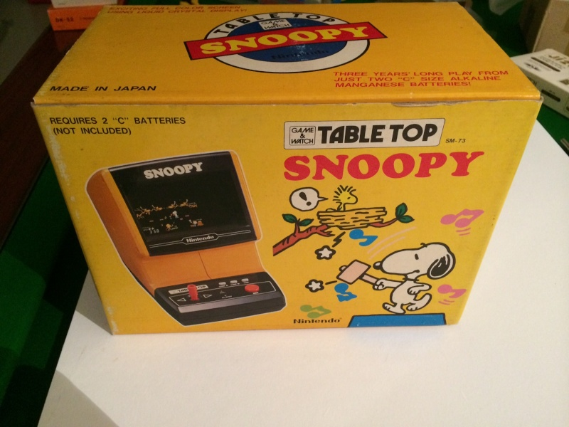 GAME ROOM DE MAXIME - Page 2 Snoopy10