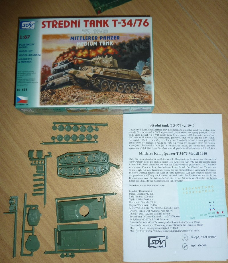 SDV Model  CZ - Seite 4 P1190110