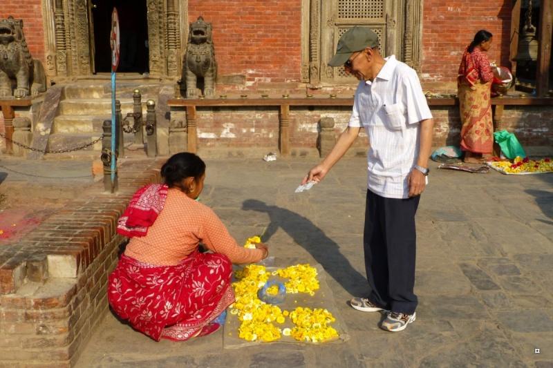 Souvenirs de Patan Bouddh15