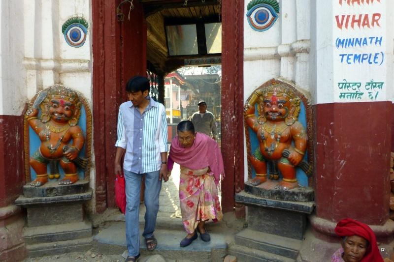 Souvenirs de Patan Bouddh16