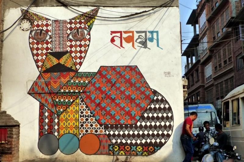 Souvenirs de Patan Bouddh25