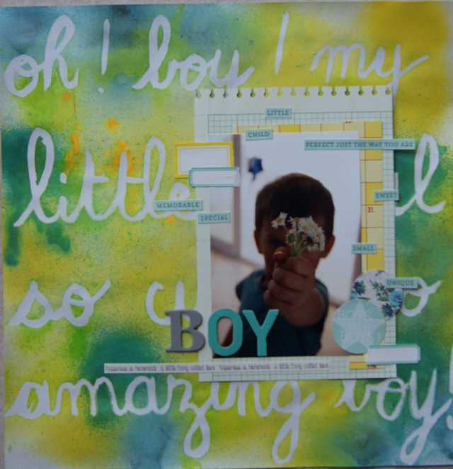 Inspiration page d'avril 2014 : bravo Tootsie ! - Page 4 Dsc08611