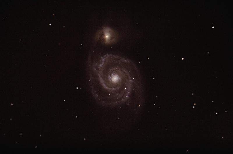 Traitement d'image de l'Observatoire du Celado 12121210