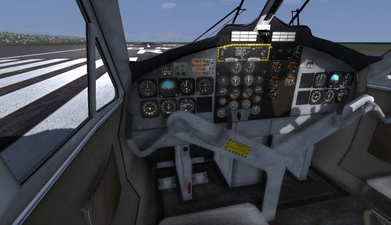 DHC 6 300 Twin Otter Dhc6-t11
