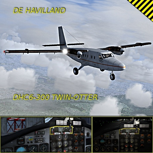 DHC 6 300 Twin Otter - Page 3 Splash11
