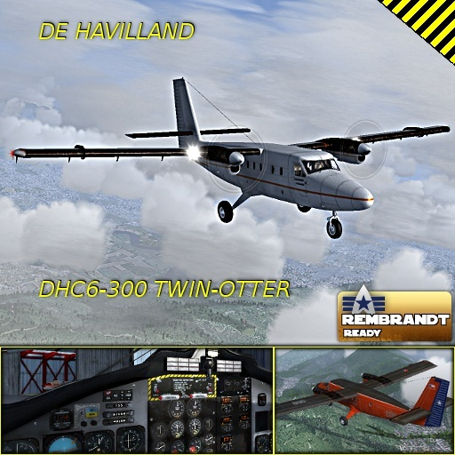 DHC 6 300 Twin Otter - Page 3 Splash12