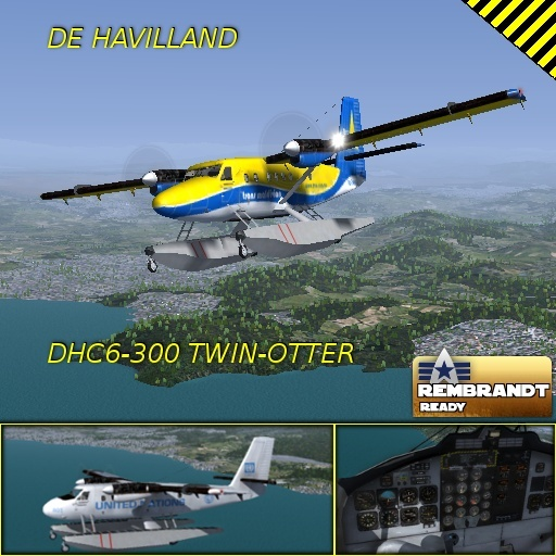 DHC 6 300 Twin Otter - Page 3 Splash13