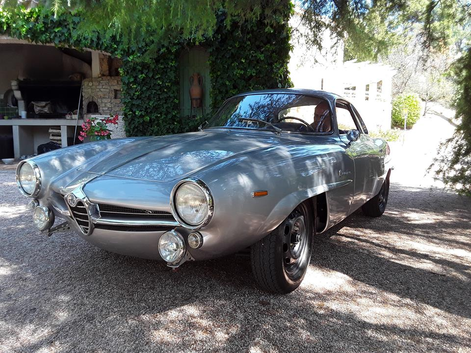 Giulia 1600 SS....dans les startings bloc ! - Page 2 36880710
