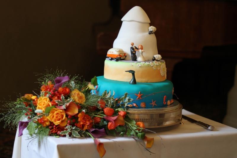 Wedding Cake 19510