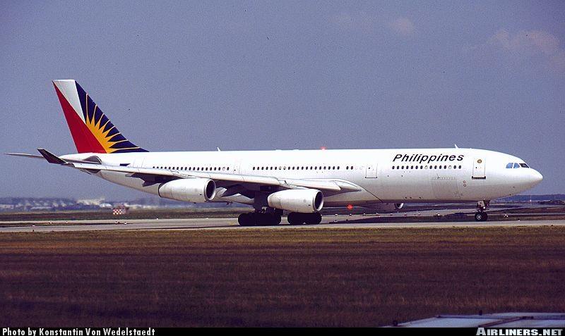 A340 in FRA 00728712
