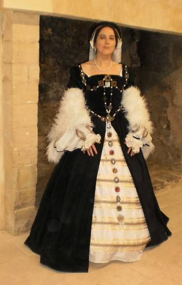 [Histo] Ma Première Robe Renaissance P3080010