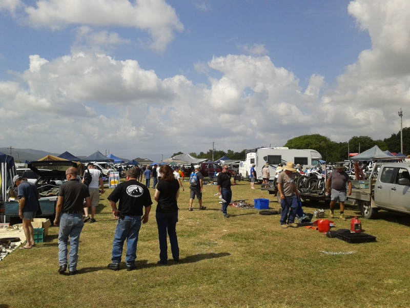 Gatton Swap meet now at Laidley 2013-119