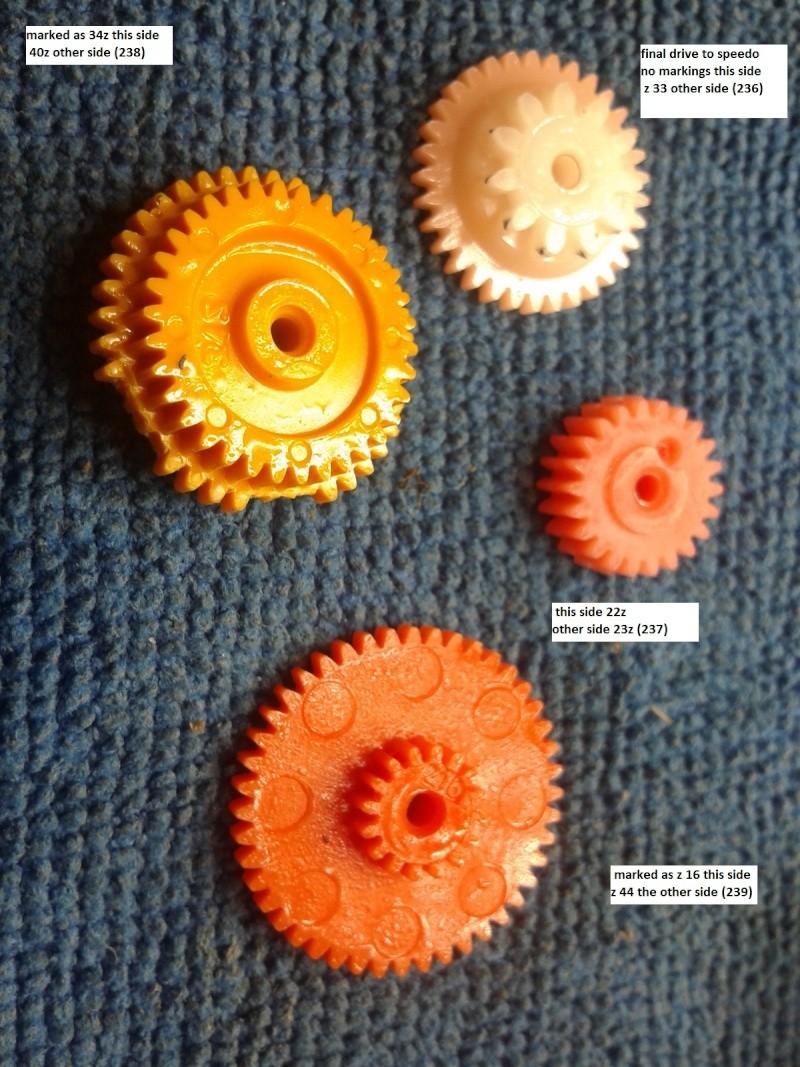 Speedometer gear repairs in Australia - an option... Gear_m10