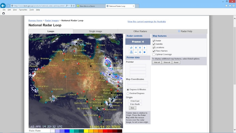 Now this is a Storm Latest10