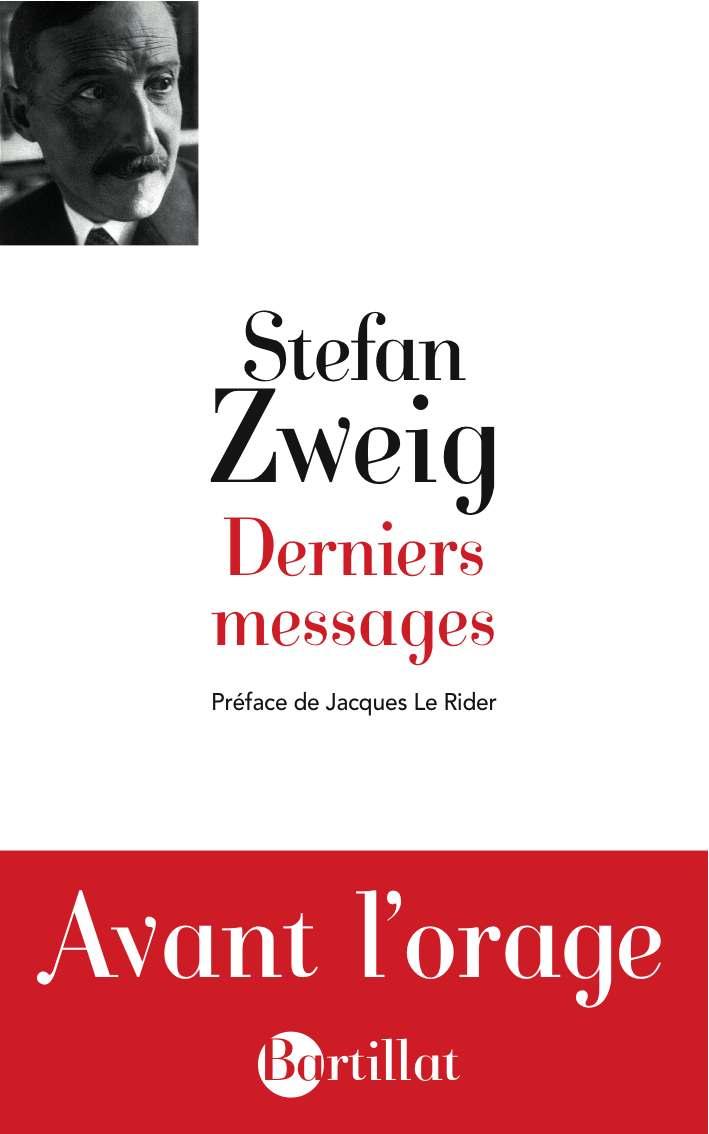 [Zweig, Stefan] Derniers messages 97828410