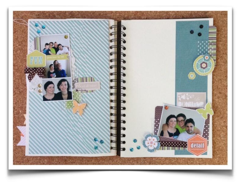 Mon family Diary n° 1  par F-Rose [Fini] Fd1211