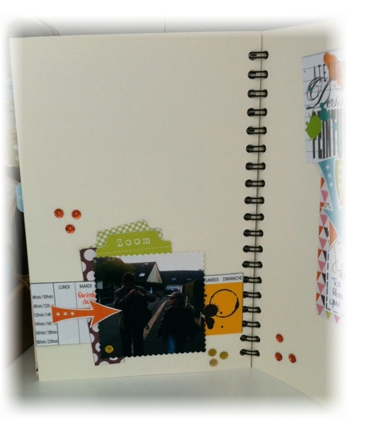Mon family Diary n° 1  par F-Rose [Fini] Fd410
