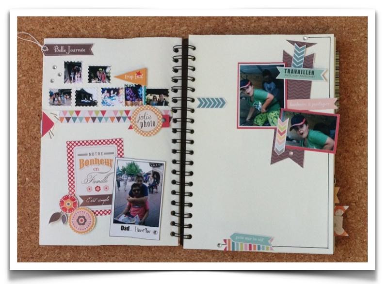 Mon family Diary n° 1  par F-Rose [Fini] Fd510