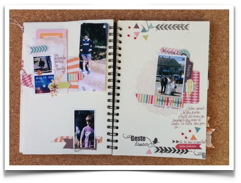 Mon family Diary n° 1  par F-Rose [Fini] Fd611