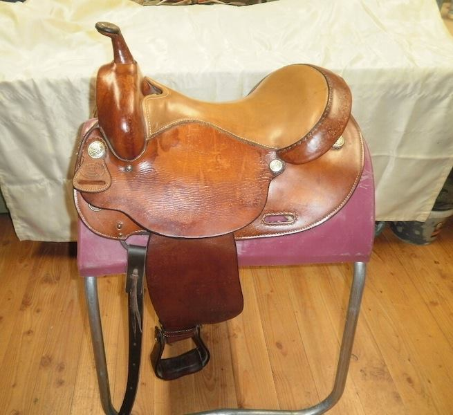 selle western Billy Cook 13857810