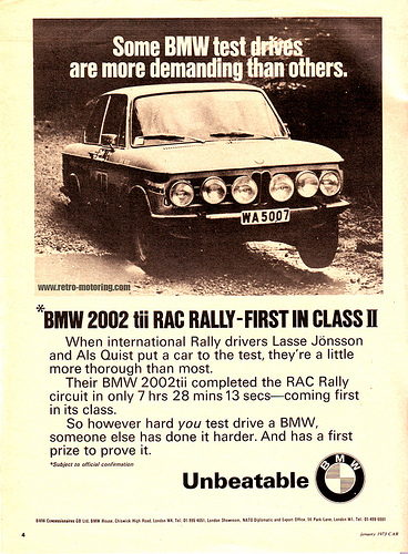 Car adverts old and new 43804410