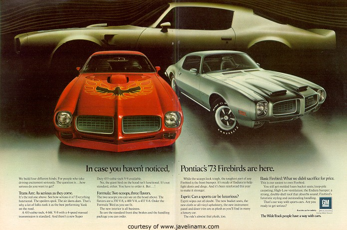 Car adverts old and new - Page 2 73-45510