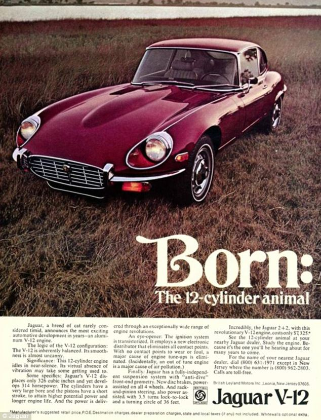 Car adverts old and new Articl17