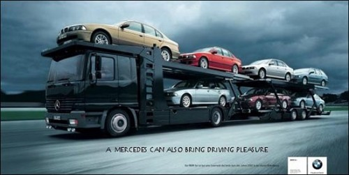 Car adverts old and new Bmw-vs10