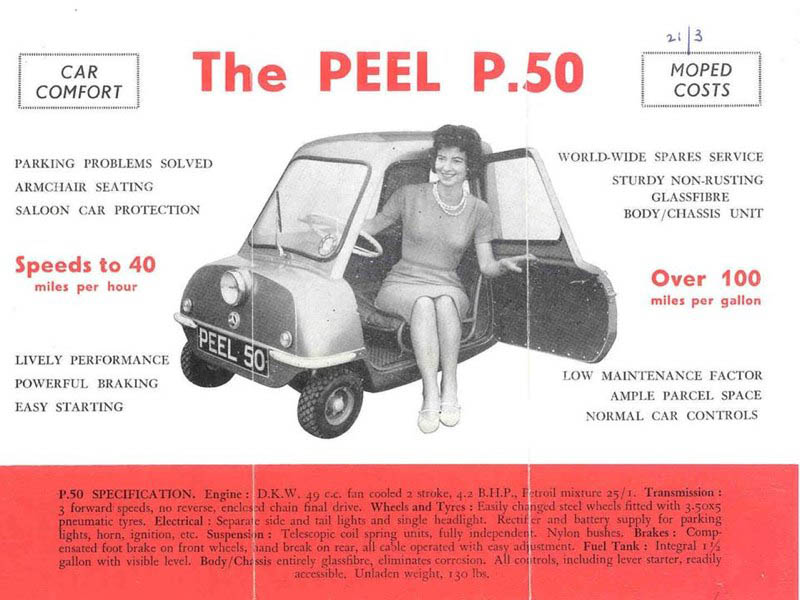Car adverts old and new - Page 2 Peel_p10