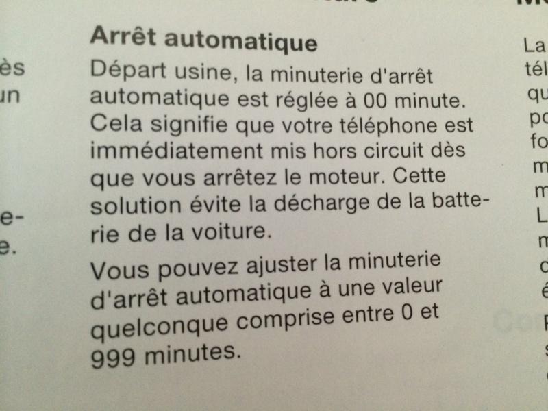 pour ceux qui ont une décharge de batterie inexpliquée, ceci est peut-être une piste Img_1423