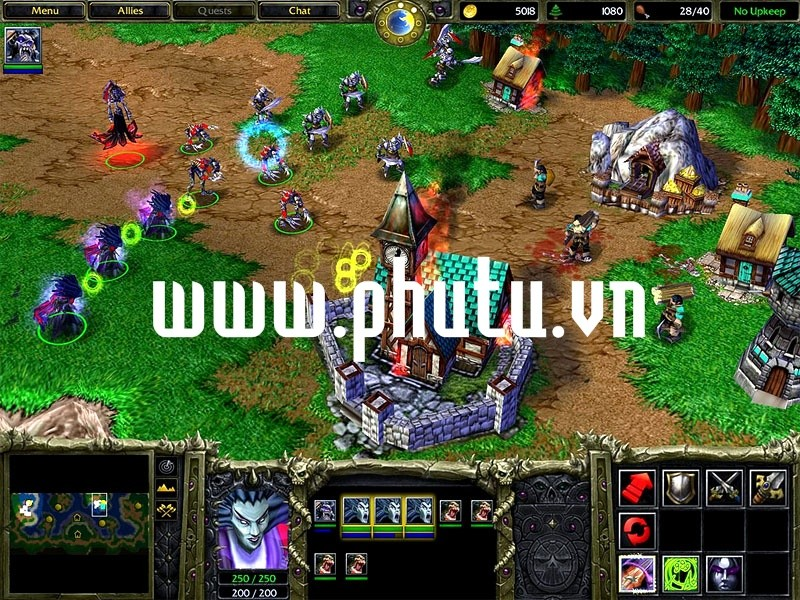 Download Game Warcraft III  Full 1 link - The Frozen Throne 11710