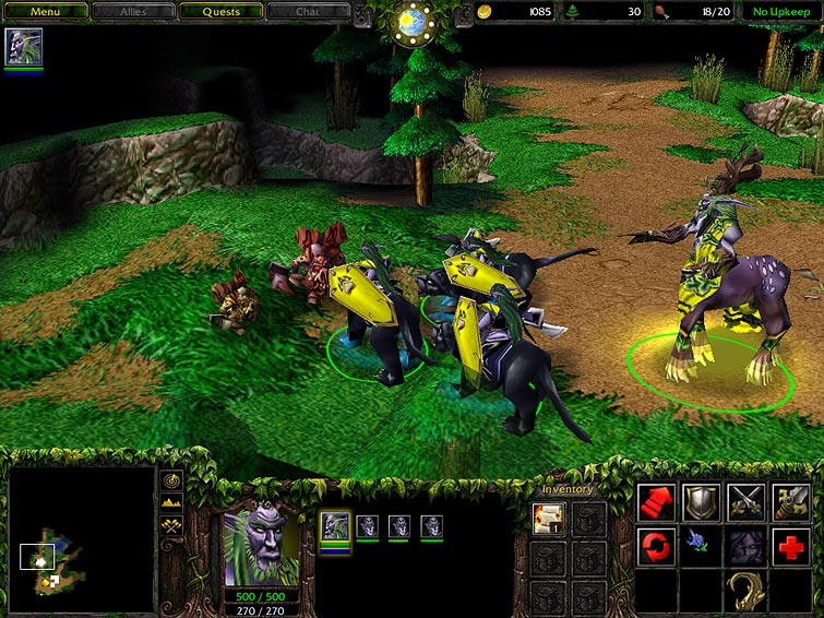 Download Game Warcraft III  Full 1 link - The Frozen Throne Game-c10