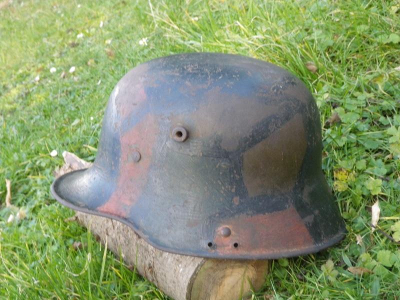 Un casque allemand modèle 16 camouflé Imgp3915