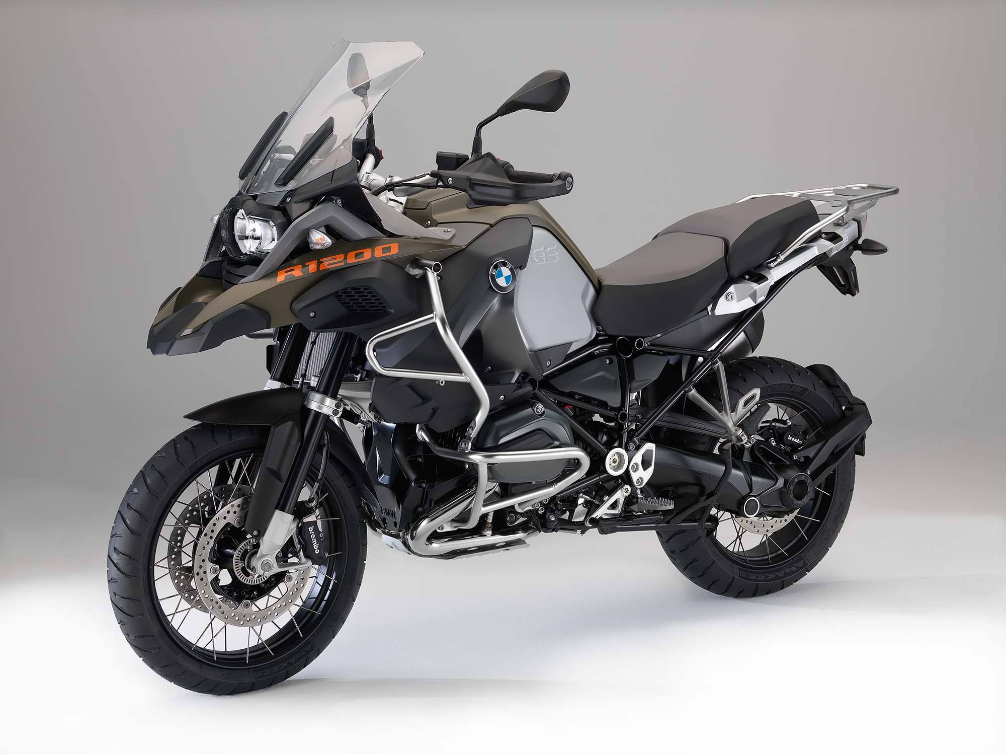 BMW R1200GS Adventure 2014 12780110