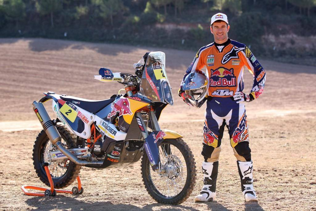 Nouvelle KTM 450 Rally 2014 13974010