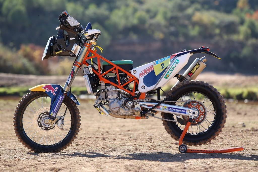 Nouvelle KTM 450 Rally 2014 14933510