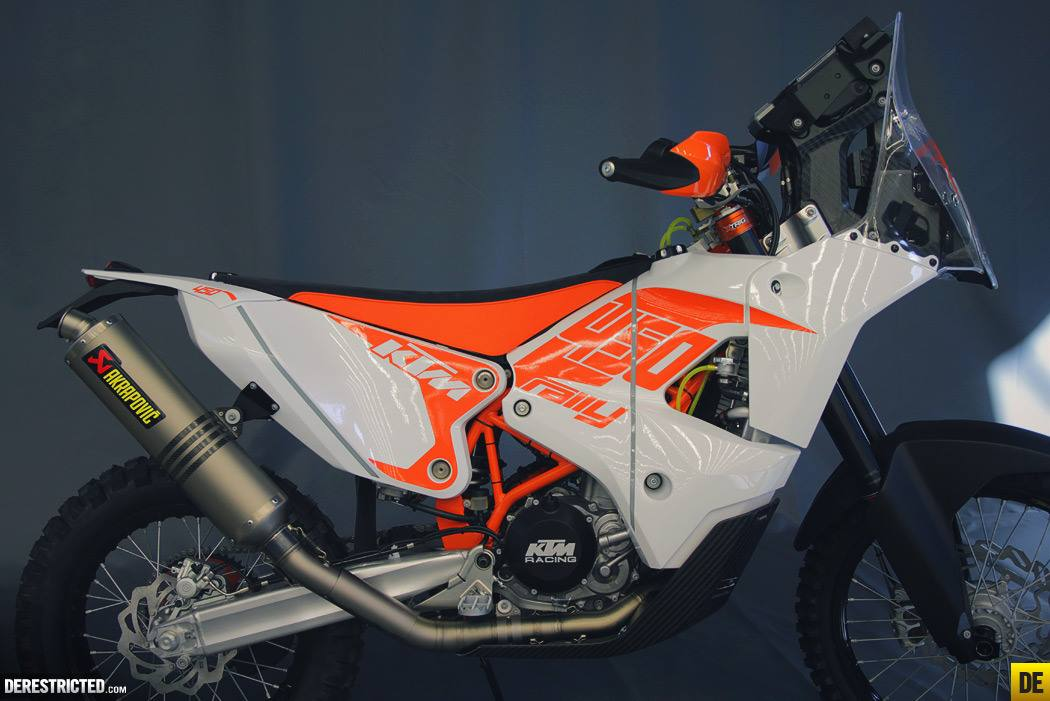 Nouvelle KTM 450 Rally 2014 15074611