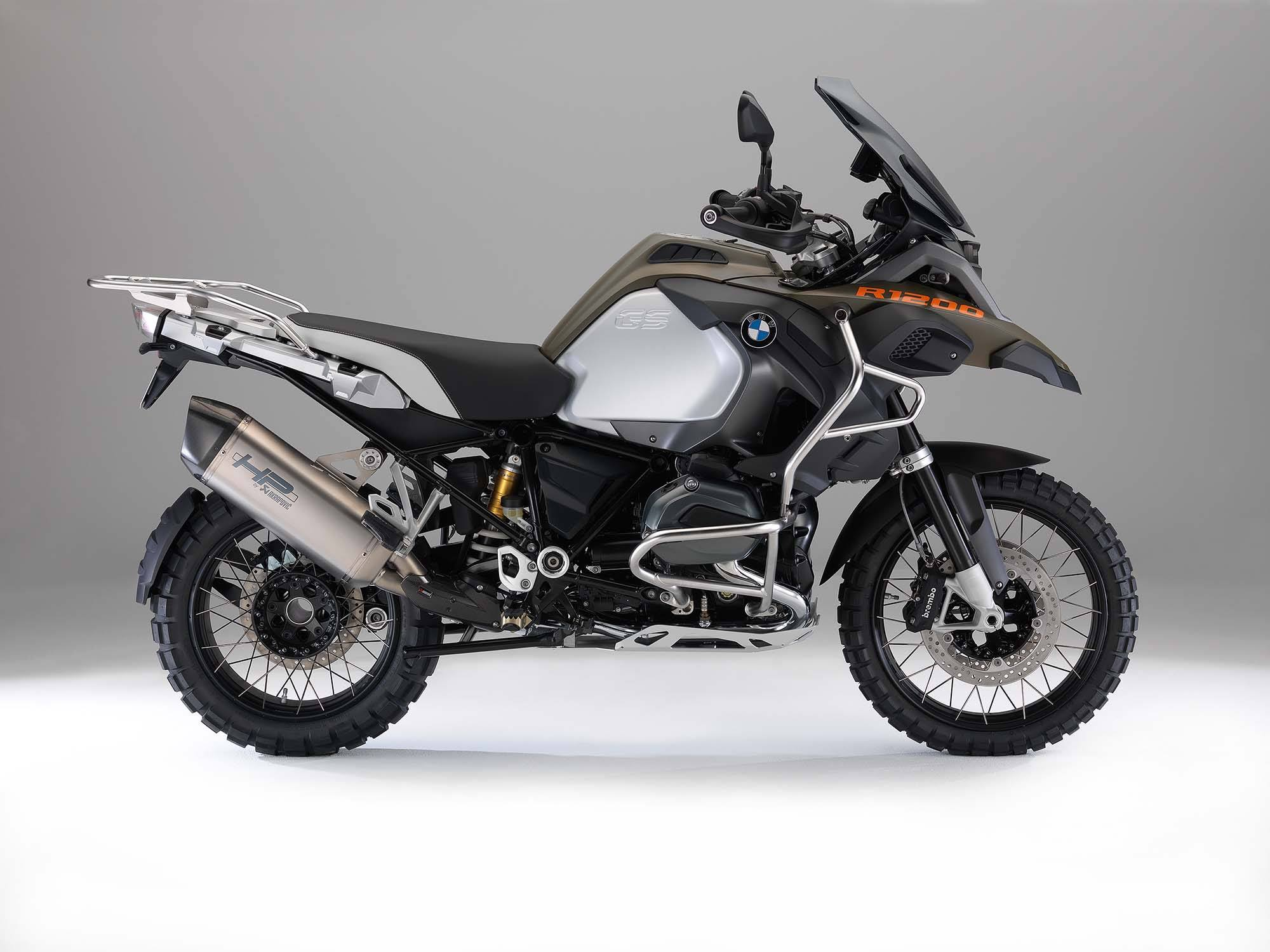 BMW R1200GS Adventure 2014 96523410