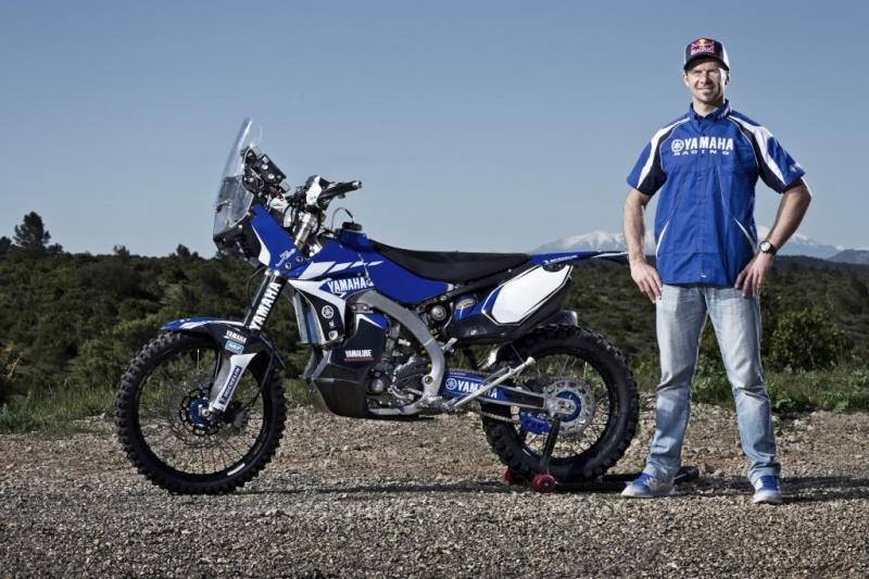 Honda dévoile la CRF450 Rally du prochain Dakar Jfm35810