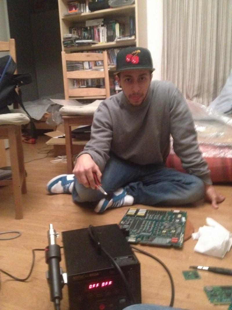 réparation pcb Ninja_10
