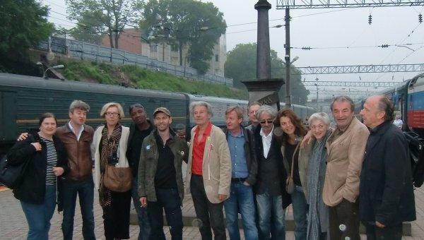 Le train des écrivains 18691810